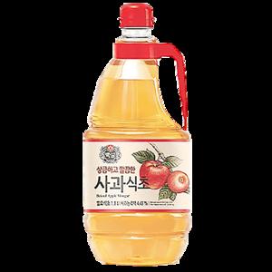 CJ Apple Vinegar 1.8L