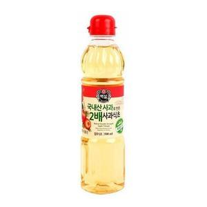 CJ 2X Concentrated Apple Vinegar 900ml