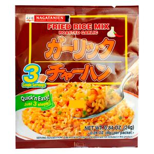 Nagatanien Fried Rice Mix Roasted Garlic 24g