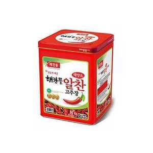 CJ Gochujang, Red Pepper Paste Alchan 14kg