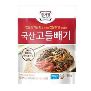 Daesang Godlebbaegi Korean Lettuce Kimchi 150g