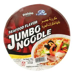 Paldo Jumbo King Bowl Noodle Seafood Flavor 110g