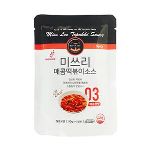 Misslee Korean Topokki Sauce No.3 Spicy 50g