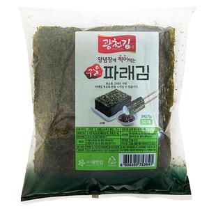 kwangcheonkim Roasted Green Seaweed 75g