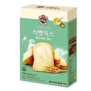 CJ Loaf Bread Mix 760g