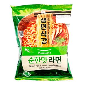 Pulmuone Non-Fried Ramyun Noodle Mild Halal 97g