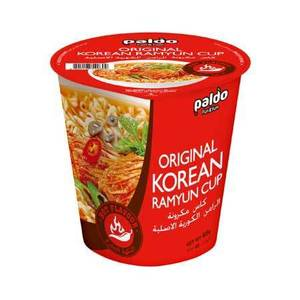 Paldo Cup Ramyeon Hot And Spicy 65g