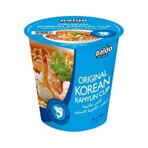 Paldo Cup Ramyeon Seafood 65g