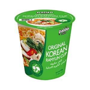 Paldo Cup Ramyeon Vegetable 65g