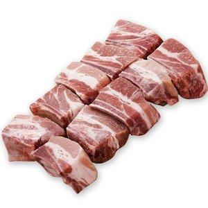 1004 Gourmet Pork Ribs Cut 1kg
