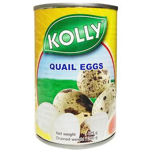 Kolly Quail Eggs 425g