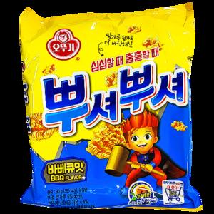 Ottogi Ramyeon Snack Bbq 90g