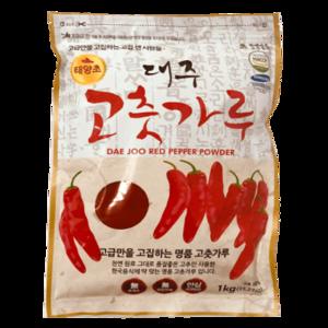 Daeju Red Pepper Powder Coarse 1kg