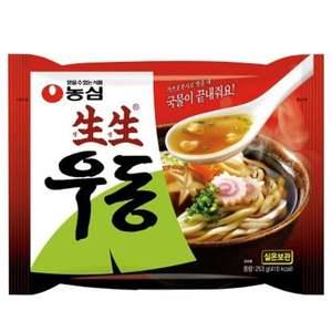 Nong Shim Seng Seng Udon Instant Noodles 253g