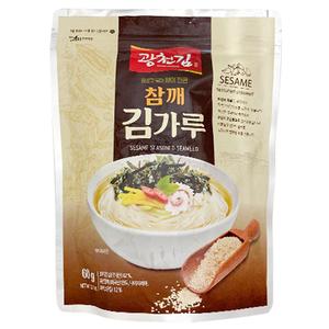 kwangcheonkim Sesame Seasoned Sprinkle Topping Seaweed Powder 60g