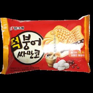 Binggrae Samanco Ice Cream Rice Cake 150ml