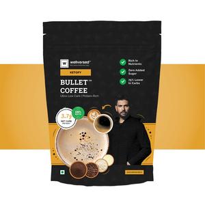 Wellversed Bullet Coffee Mix 100g