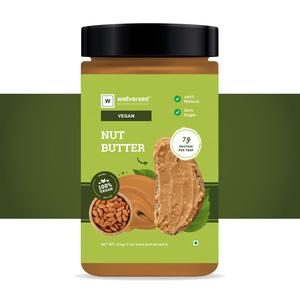 Wellversed Vegan Nut Butter 200g