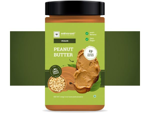 Wellversed Vegan Peanut Butter 200g