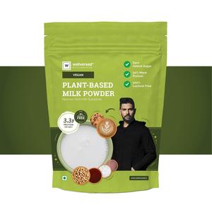 Wellversed Vegan Plant Based Milk Powder 350g