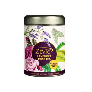 Zevic Lavender Rose Herbal Tea 50g