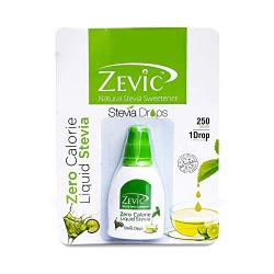 Zevic Stevia Zero Calorie Liquid 15ml