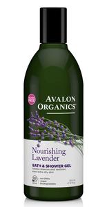 Avalon Lavender Bath & Shower Gel 355ml