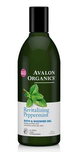 Avalon Peppermint Bath & Shower Gel 355ml