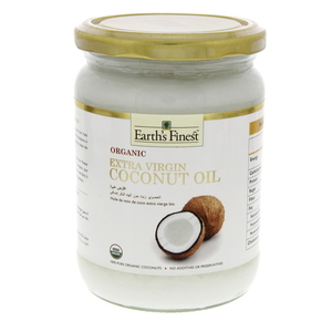 Earth's Finest Organic Extra Virgin Coconut Oil 950ml