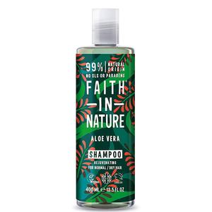 Faith In Nature Aloe Vera Shampoo 400ml