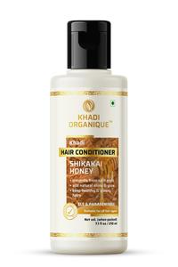 Khadi Organique Shikakai & Honey Hair Conditioner 210ml