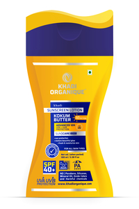 Khadi Organique Sunscreen SPF 40 100ml