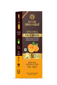 Khadi Organique Vitamin C Face Wash 200ml