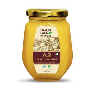 Nature Land Organics A2 Ghee Premium 350ml