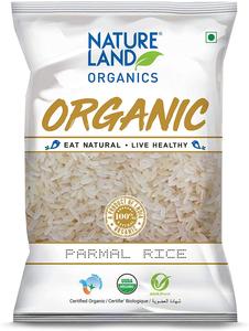Nature Land Organics Parmal Rice 1kg