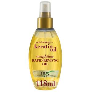 OGX Keratin Rapid Reviving Oil 118ml