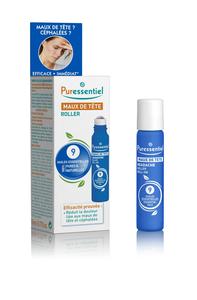 Puressentiel Headache Roll-On With 9 Essential Oils 5ml