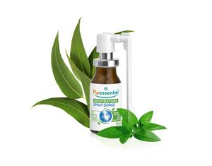 Puressentiel Respiratory Throat Spray 15ml