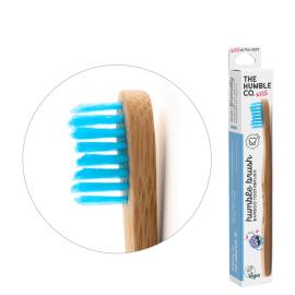 The Humble Co Humble Brush Kids Toothbrush Blue 1pc