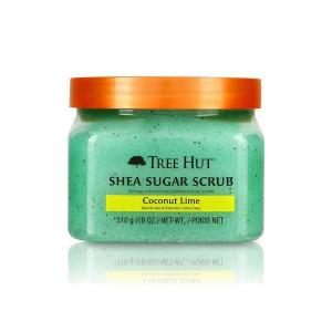 Tree Hut Shea Sugar Scrub Coconut Lime 18oz