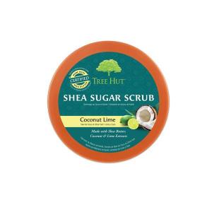 Tree Hut Shea Sugar Scrub Coconut Lime 2.5oz