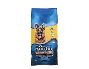 Simba Dog Food 4x400g