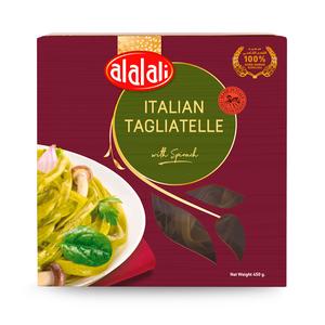 Al Alali Taglia Tele With Spinach 450g