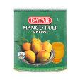 Datar Mango Pulp Alphonso 850g
