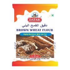 Datar Brown Wheat Flour 1kg