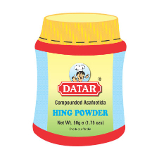 Datar Hing Powder Yellow 50g