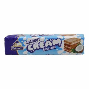 Deemah Coconut Cream Biscuit 16x30g