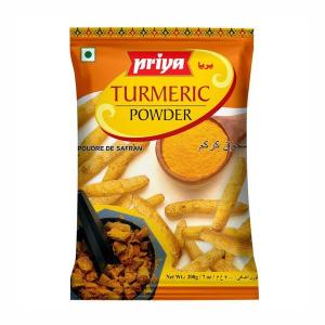 Priya Tumeric Powder Pouch 200g