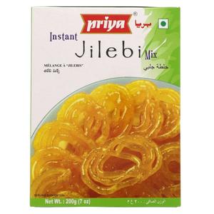 Priya Instant Jilebi Mix Powder 200g