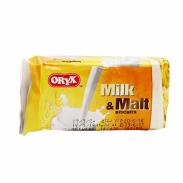 Oryx Milk & Malt Biscuits 48g